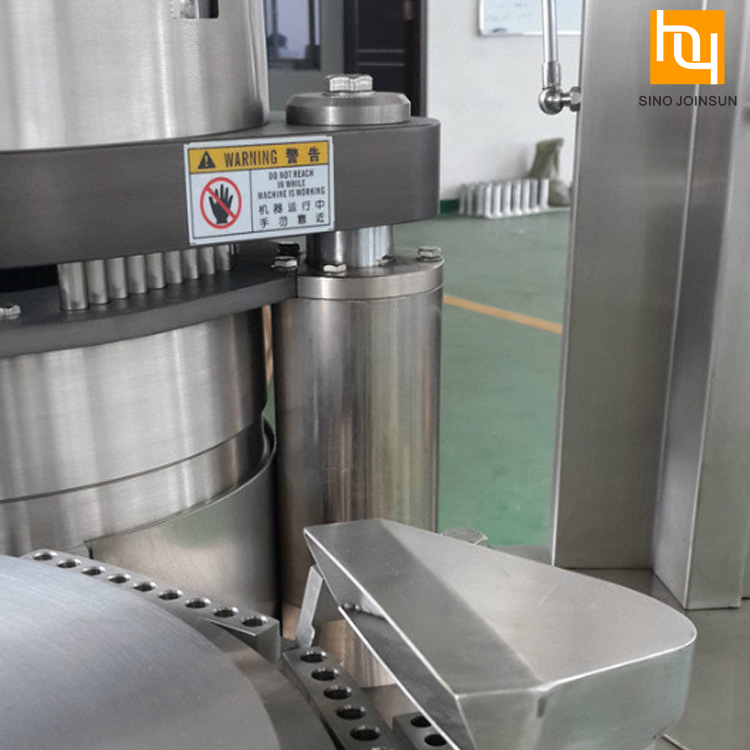 NJP-3500C automatic capsule powder filling machine