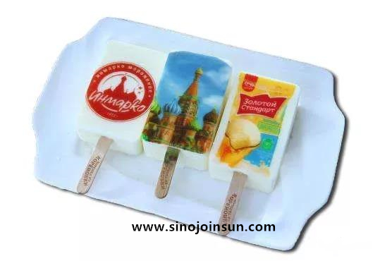 sinojoinsun ice cream printing