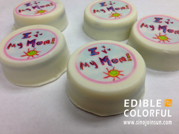 edible food marker draw on chocolate_副本
