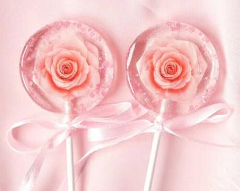 rose lollipop 3
