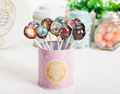 Starry Sky Lollipop- Printing Your Dreamland on Candy