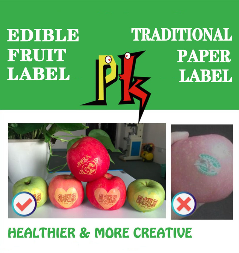 edible fruit label--fruit printer_800
