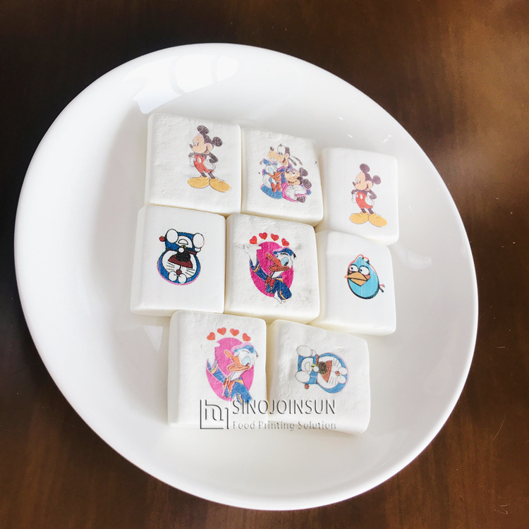 edible ink printing marshmallow - sinojoinsun